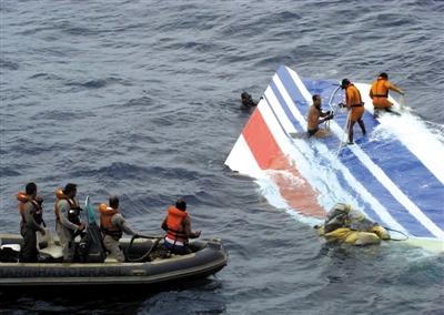2009年法航空难真相_视频2009年法航空难搜救5天才发现残骸