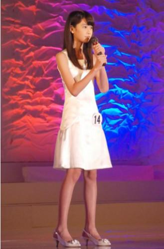 民美少女出炉 12岁小萝莉夺得冠军 滚动新闻图片