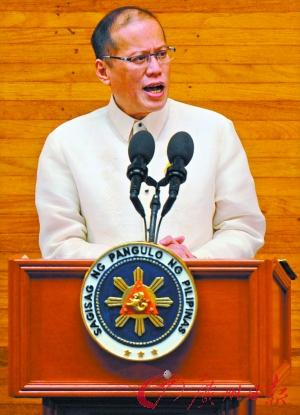 菲律宾总统谋修宪求连任 争议较大计划未明(图)