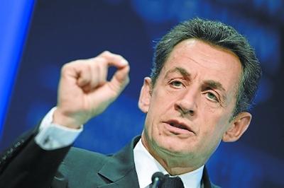 萨科齐宣布正式回归政坛 欲竞逐下届总统(图)