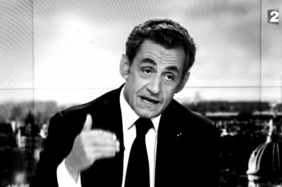 """萨科齐复出电视首秀狂批奥朗德 称法国""""没有希望"""""""