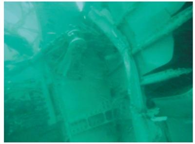 印尼称发现亚航失事客机尾部 位于爪哇海海底(图)