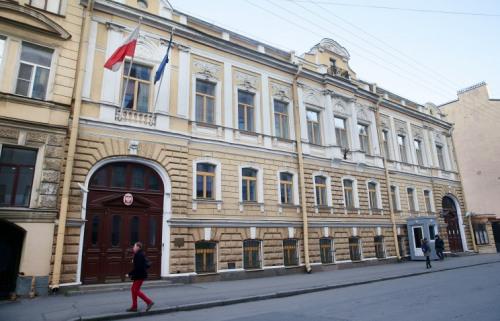 波兰驻俄领事馆欠租20年 俄法院勒令其还钱搬家