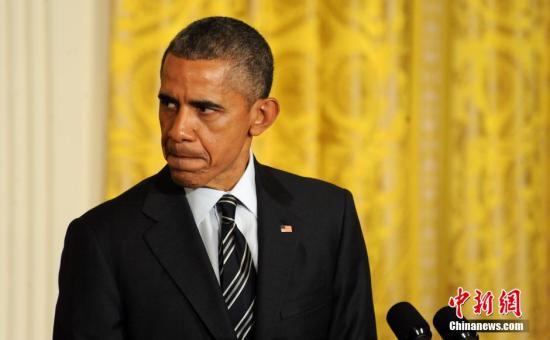 奥巴马声称与以总理不合 两国被指或陷入对峙