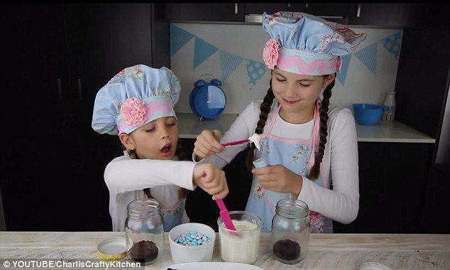 澳大利亚9岁女童网络教烘焙 月赚80万人民币