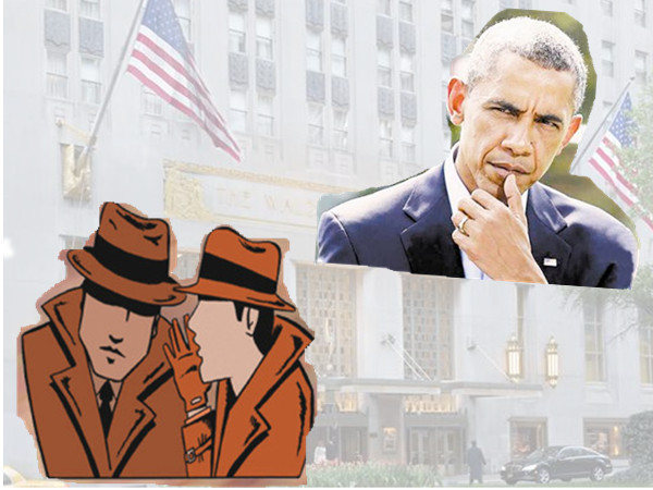现实版皇家赌场的谍影重重:秘密调查中国官员(组图)