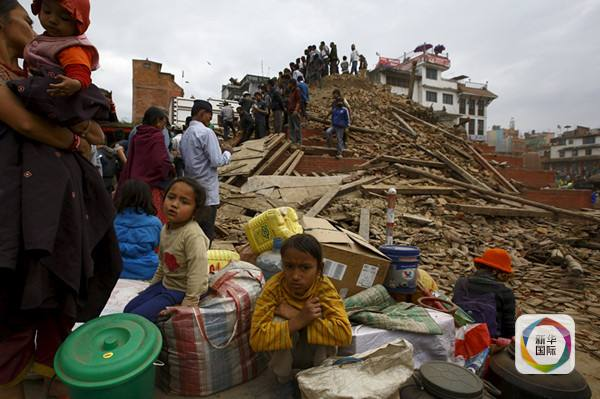 盘点2015年全球重大自然灾害 造成重大人员伤亡和财产损失(组图)