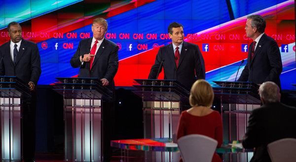 中国网民围观美国总统竞选辩论:没水平 像娱乐节目