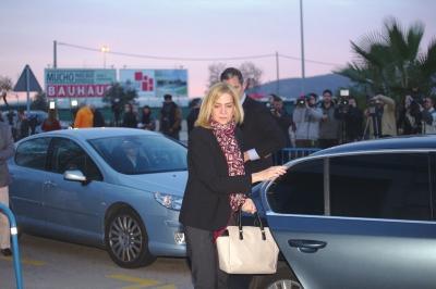 西班牙公主涉嫌逃税出庭受审 或被判八年