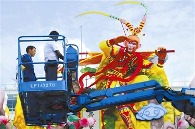新加坡迎接农历新年