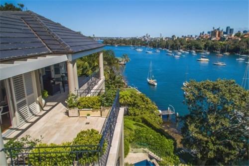 """澳大利亚最""""壕""""街区:悉尼有41个十亿元街区"""