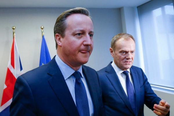 """欧盟""""史上最重要""""峰会召开 全力避免英国退出欧盟"""