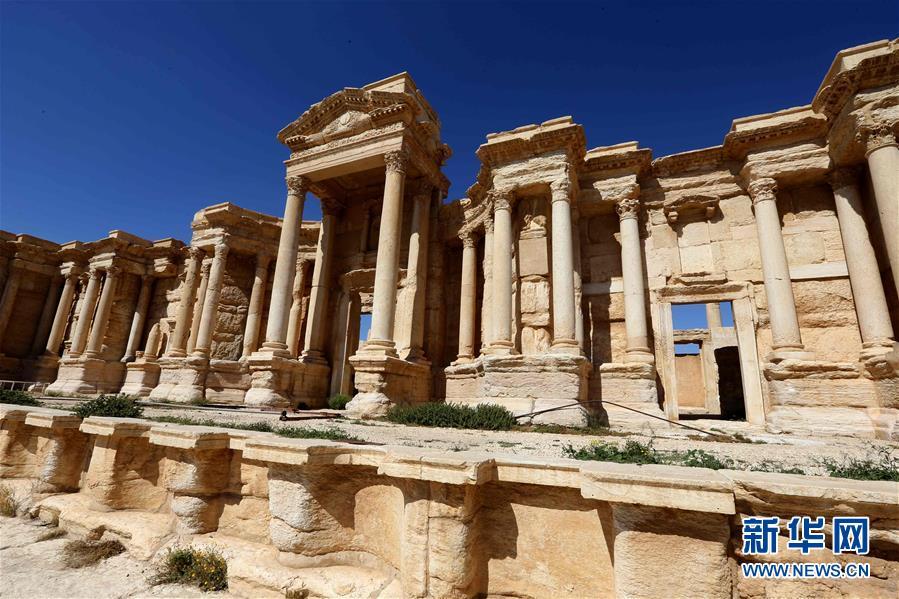 叙利亚古城巴尔米拉重要古迹遭 伊斯兰国 破坏