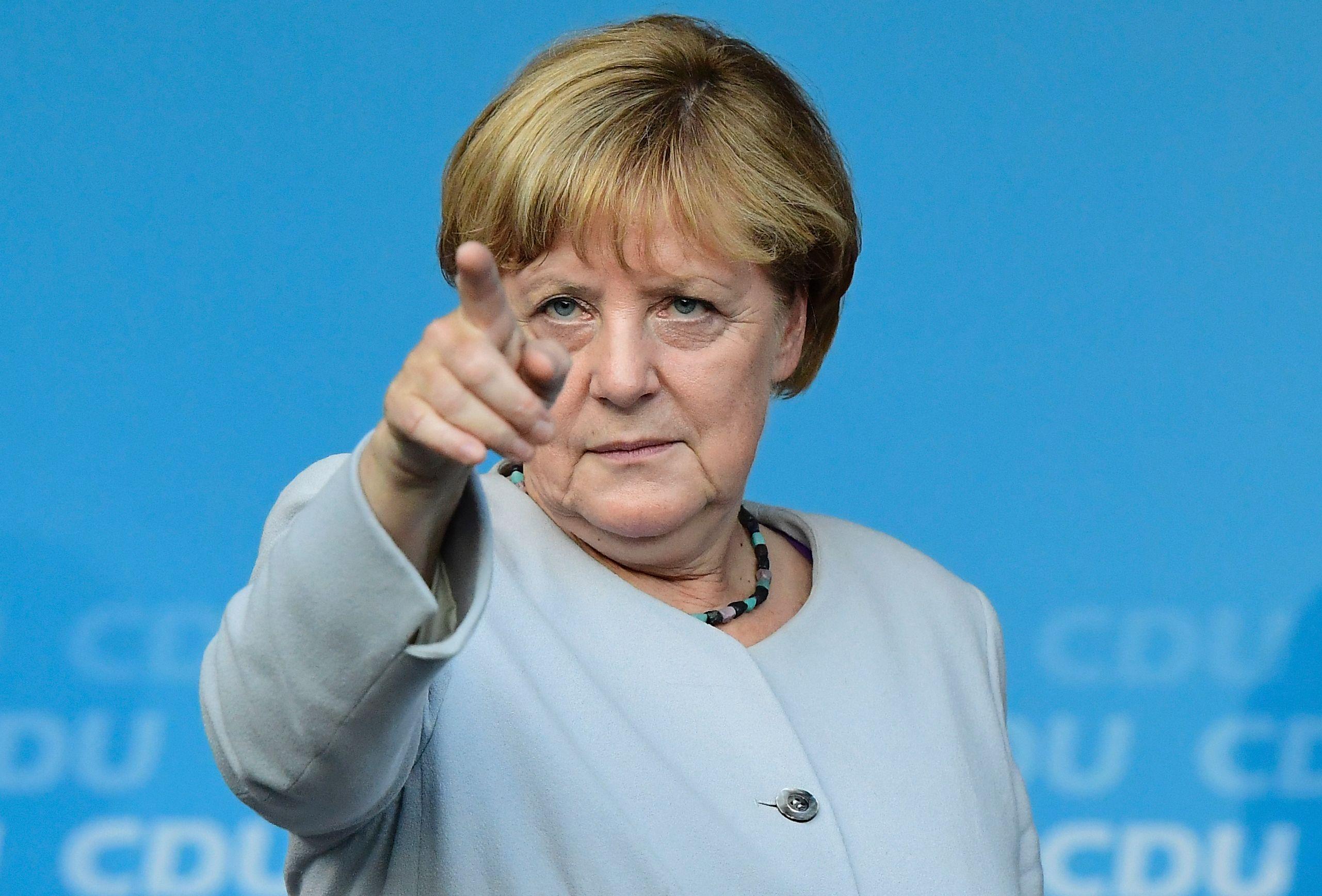 六合德国大选最新选前民调:默克尔支持率下滑10%(图)-欧洲-国际