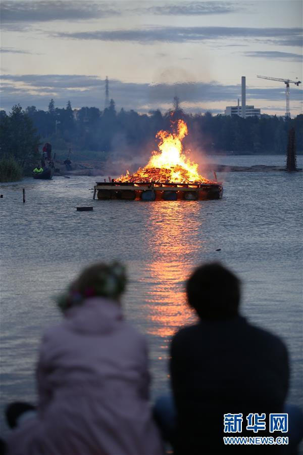 (國際)(1)芬蘭歡慶仲夏節