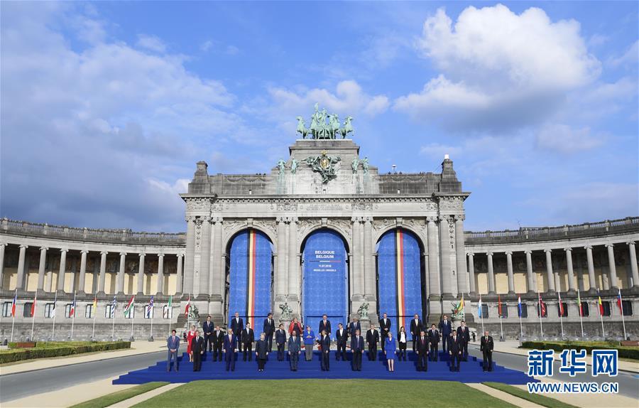 (國際)(2)北約峰會聚焦責任分擔、反恐和軍事建設議題
