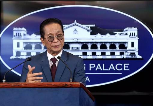 21日报道,当天,菲律宾总统发言人萨尔瓦多 帕内洛在新闻发布会上表示
