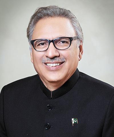 巴基斯坦总统阿里夫·阿尔维首次访华